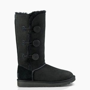 BAILEY BUTTON TRIPLET II BLACK BOOT
